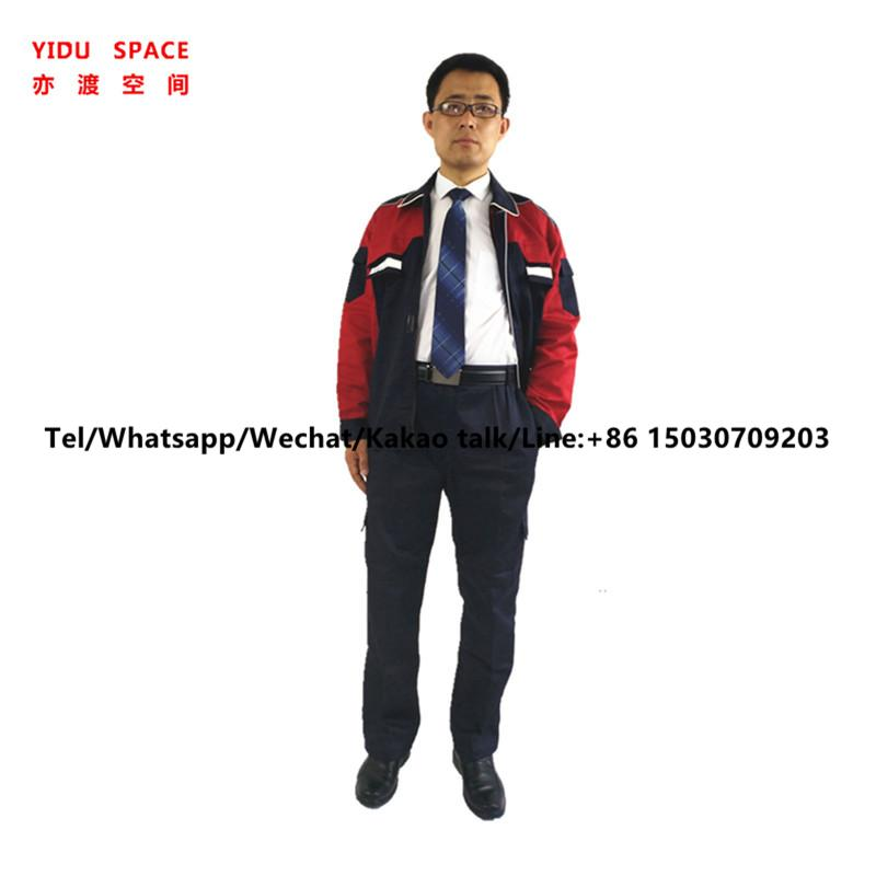 Men and Women Alike Workwear Uniform Car Auto Repair Work Clothes - 副本